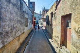 Narrow street Camaguey