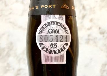 Port seal of authenticity