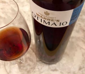 Warres Optima 10 Tawny Port