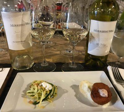 White Wine Pairing