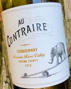 Au Contraire Chardonnay