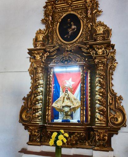 Patron Saint of Cuba