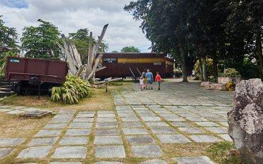 Train derailment museum 1