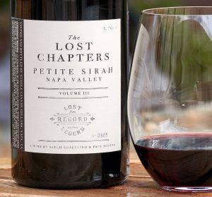 Lost Chapters NV Petite Sirah