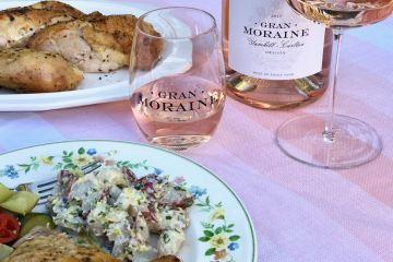 Gran Moraine Rose of Pinot Noir featured photo