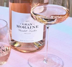 Gran Moraine Rose of Pinot Noir