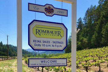 Rombauer Vineyard featured photo