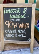 90 point wines image