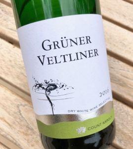 Count Karolyi Gruner Veltliner