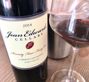 Jean Edwards Cellars Seventy Four-Forty One Cabernet Sauvignon Napa Valley Image