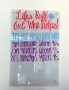 Wine is ruff image