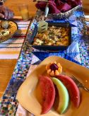 Breakfast at Dos Cabezas