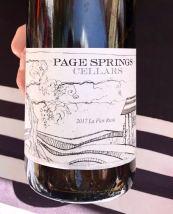 Page Springs Rose