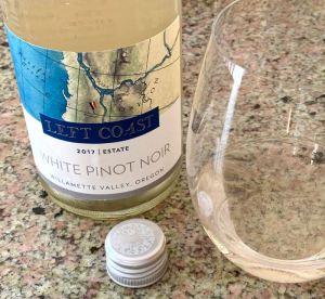 Left Coast Estate White Pinot Noir