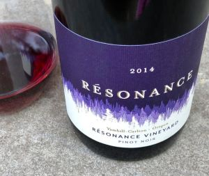 Resonance Vineyard Pinot Noir
