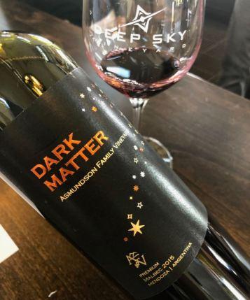 Asmundson Family Vineyard Dark Matter