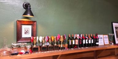 Award Winning Wines at Dos Cabezas WineWorks