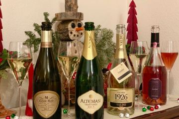 Sparkling Wine for the Holidays featured photo