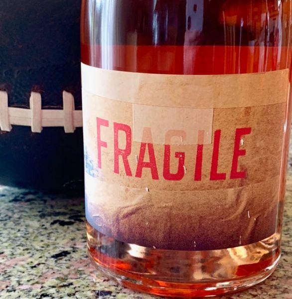2017 Department 66 'Fragile' Rosé, Côtes Catalanes IGP