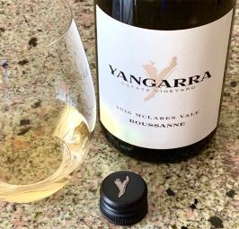 Yangarra Estate Vineyard Roussanne, McLaren Vale, South Australia