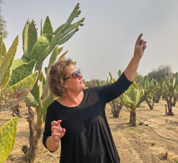 Christine van der Vyver - Farm Manager
