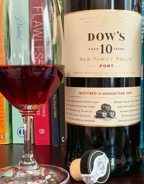 Dow's 10 Year Tawny Port