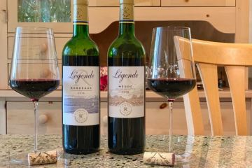 Légende wines featured photo
