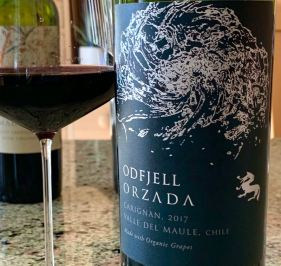 2017 Odfjell Orzada Carignan, Maule Valley, Chile