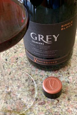 2017 Ventisquero Grey, GCM, Single Block, Colchagua Valley