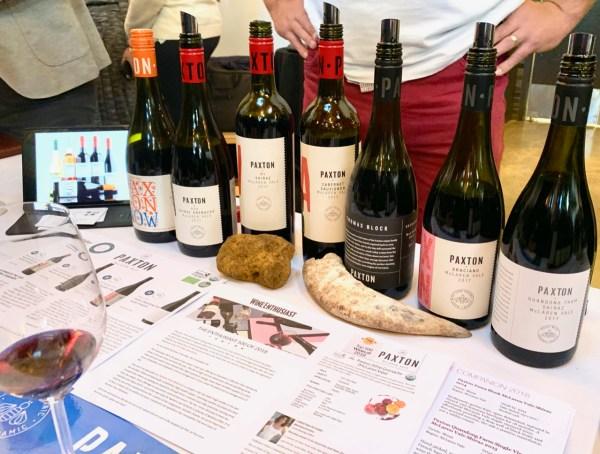 Paxton Wine Tasting