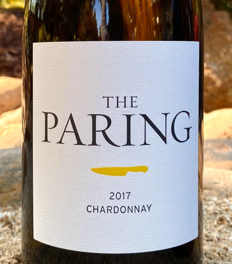 2017 The Paring Chardonnay, Santa Barbara County photo