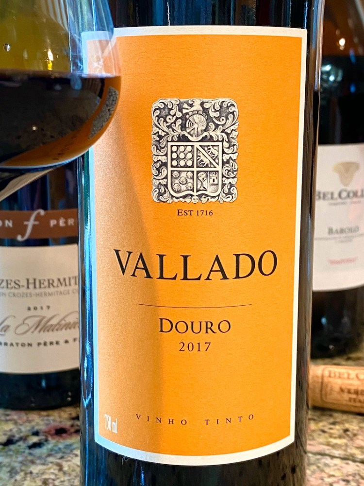 2017 Vallado Vinho Tinto, Douro photo