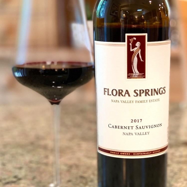 2017 Flora Springs Cabernet Sauvignon, Napa Valley photo