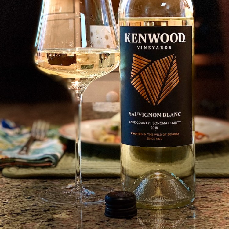 2018 Kenwood Vineyards Sauvignon Blanc, Lake County/Sonoma County photo