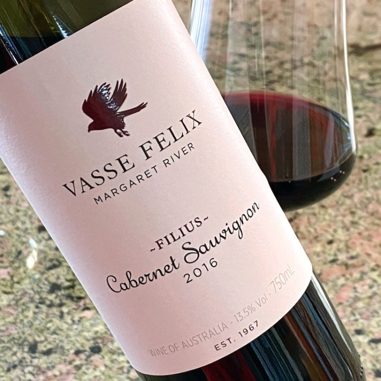 2016 Vasse Felix Filius Cabernet Sauvignon, Margaret River photo