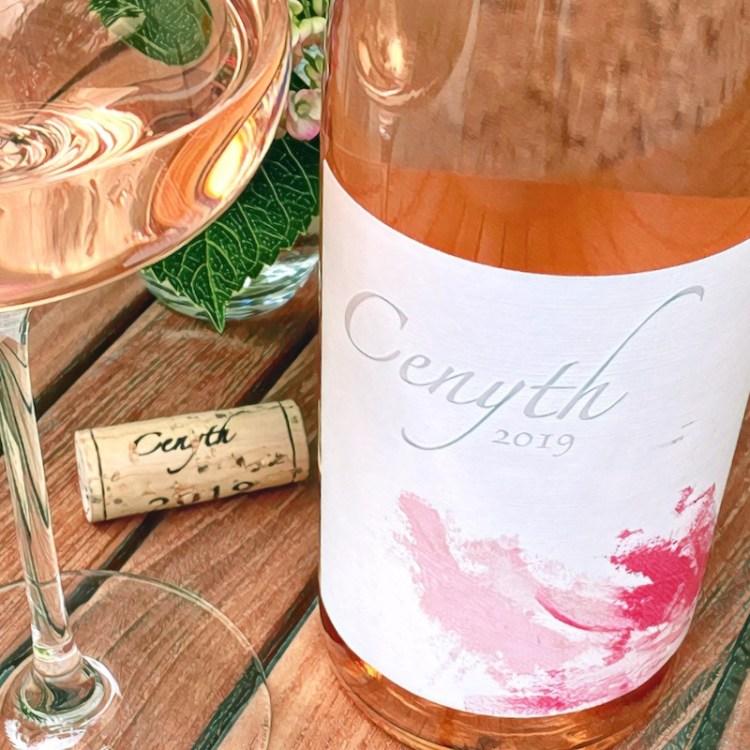 2019 Cenyth Rosé, Sonoma County phtot