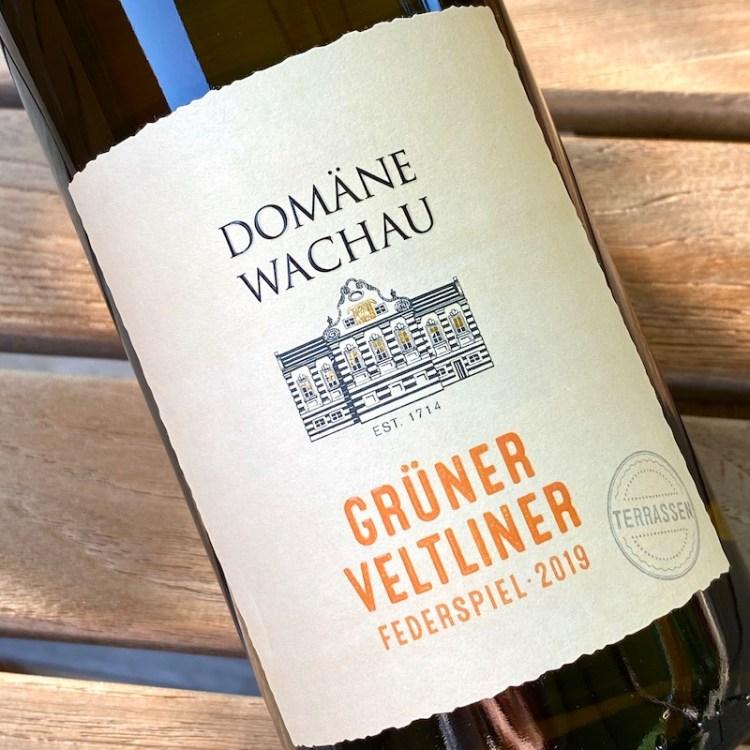 2019 Domäne Wachau Grüner Veltliner Federspiel Terrassen, Wachau photo