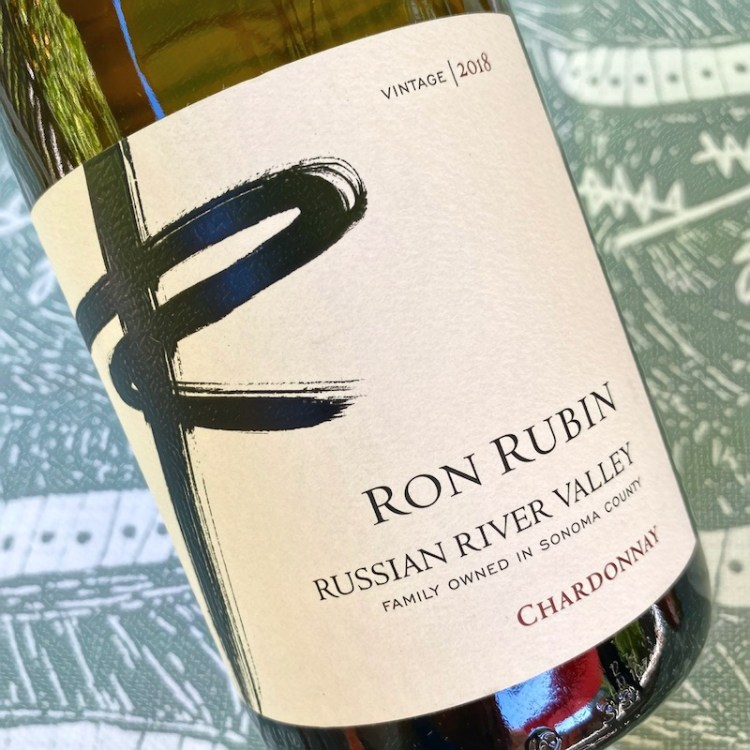 2018 Ron Rubin Winery Chardonnay, Russian River Valley photo