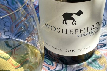 Two Shepherds Vermentino featured photo