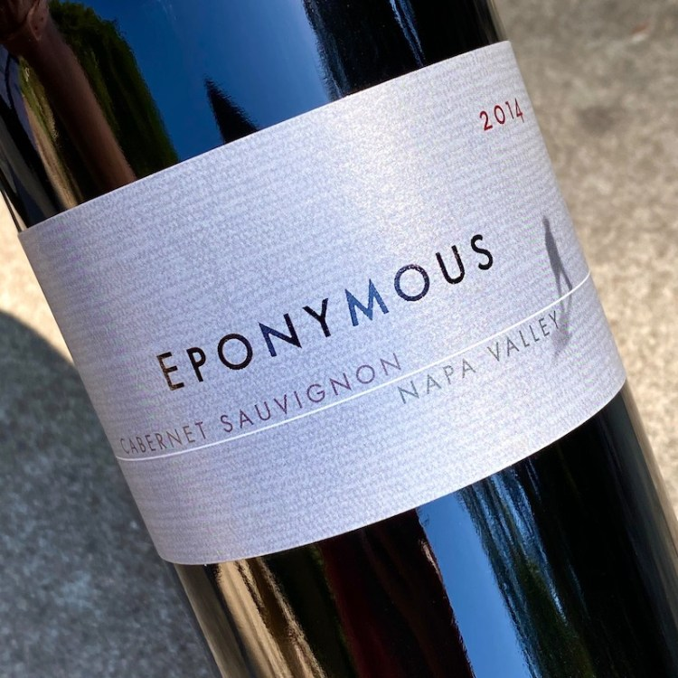 2014 Eponymous Cabernet Sauvignon, Napa Valley photo