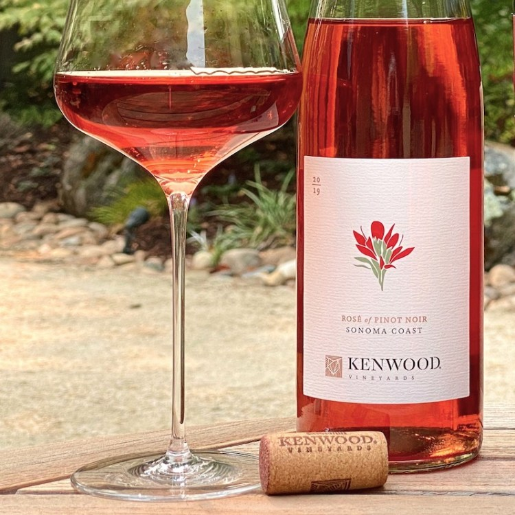 2019 Kenwood Vineyards Rosé of Pinot Noir, Sonoma Coast photo