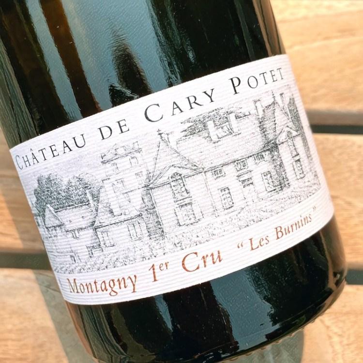 2017 Château de Cary Potet Montagny 1er Cru, 'Les Burnins' photo