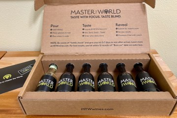 Wine Tasting Kit from Master The World photo