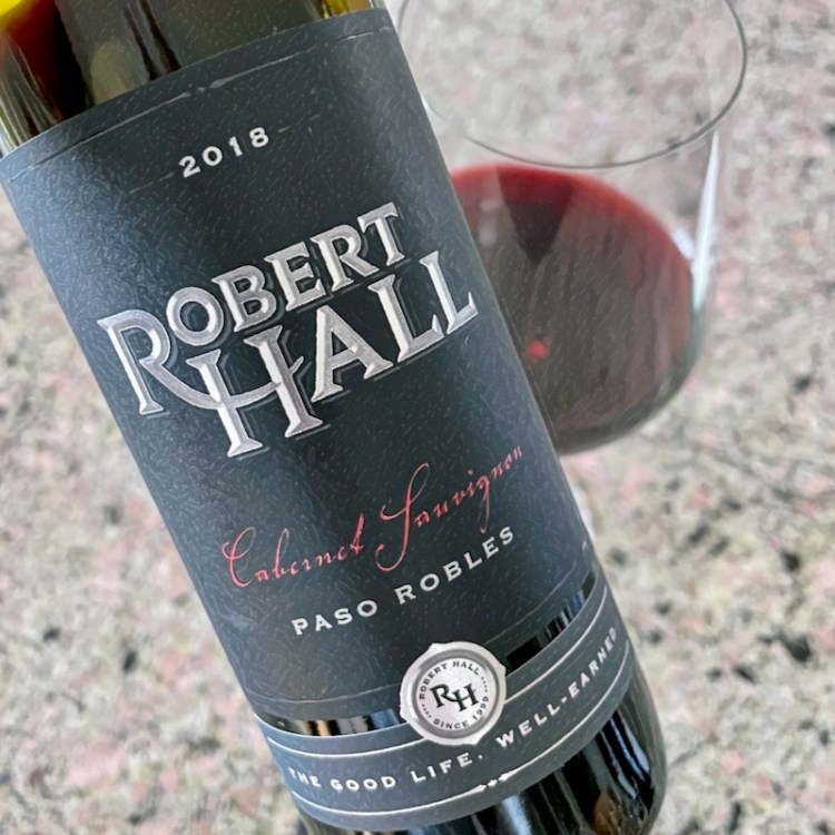 2018 Robert Hall Winery Cabernet Sauvignon, Paso Robles photo