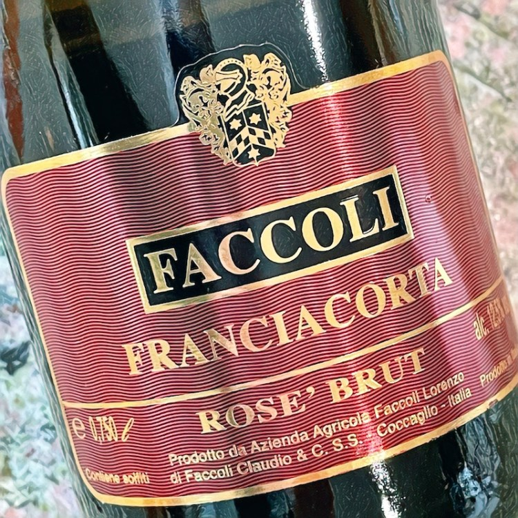 Faccoli Rosé Brut NV, Franciacorta DOCG photo