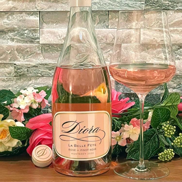 2020 Diora La Belle Fête Rosé of Pinot Noir, Monterey photo