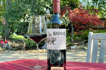 Sosie Wines Red Blend Cavedale Vineyard featured photo photo