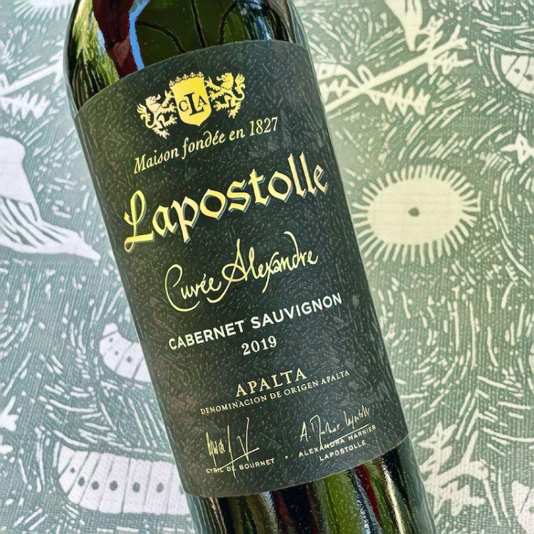 2019 Lapostolle Cuvée Alexandre Cabernet Sauvignon, Apalta DO, Chile photo