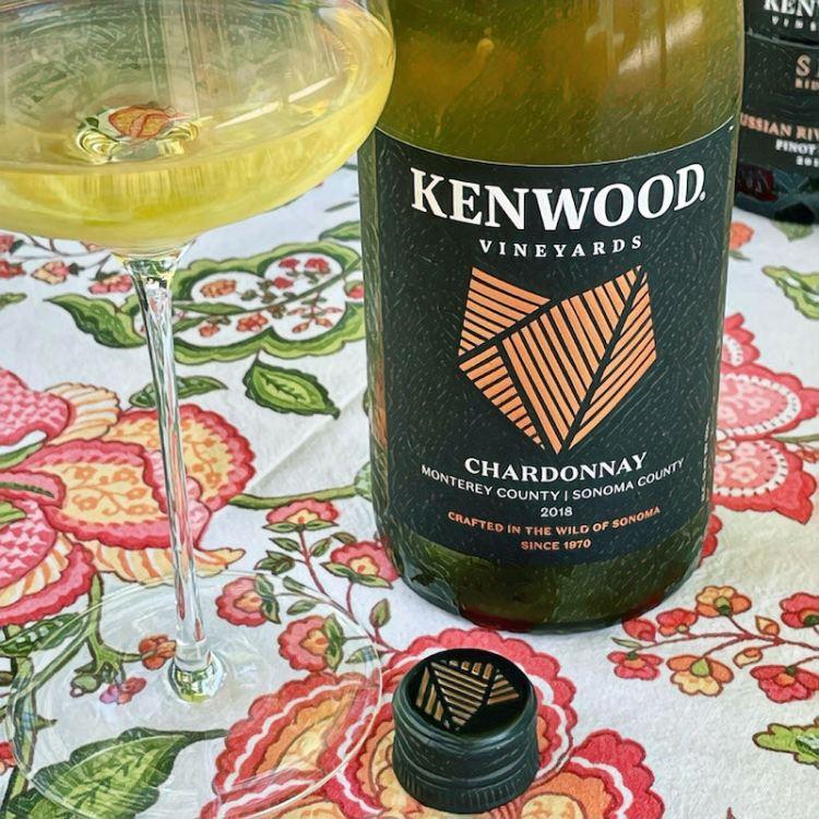 2018 Kenwood Vineyards Chardonnay, Monterey County|Sonoma County photo