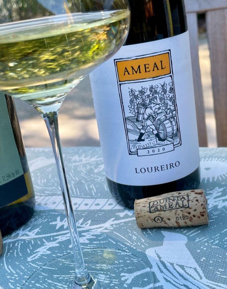 2020 Quinta do Ameal Loureiro, Vinho Verde DOC, Portugal photo